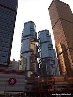 Hochhäuser wohin man schaut...