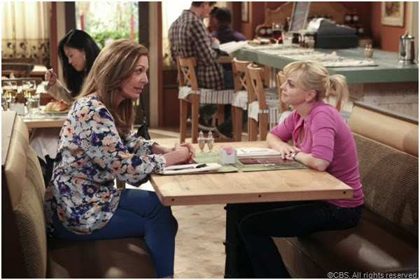 Allison Janney and Anna Faris star in MOM.