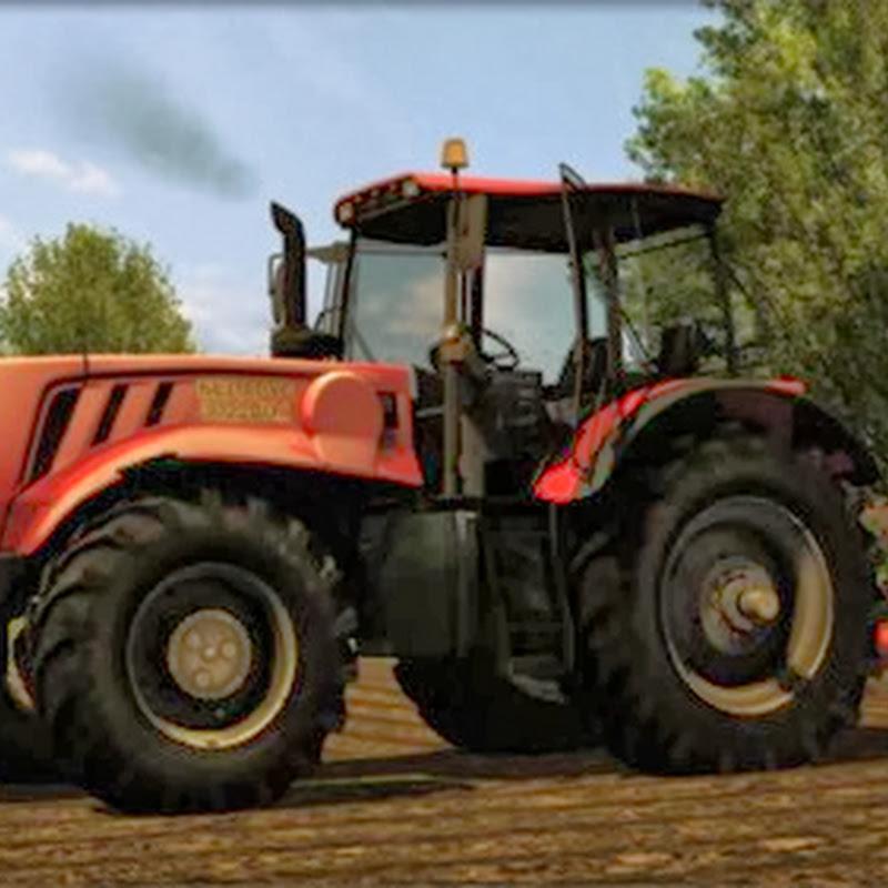 Farming simulator 2013 - BELARUS 3022 DC v 2.0