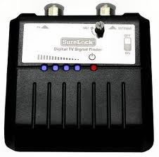 SureLock® Digital TV Signal Finder