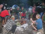 Green Team Camping Trip