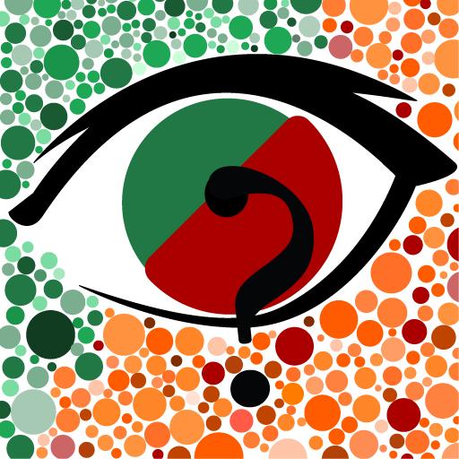 色盲測試捐贈 LOGO-APP點子