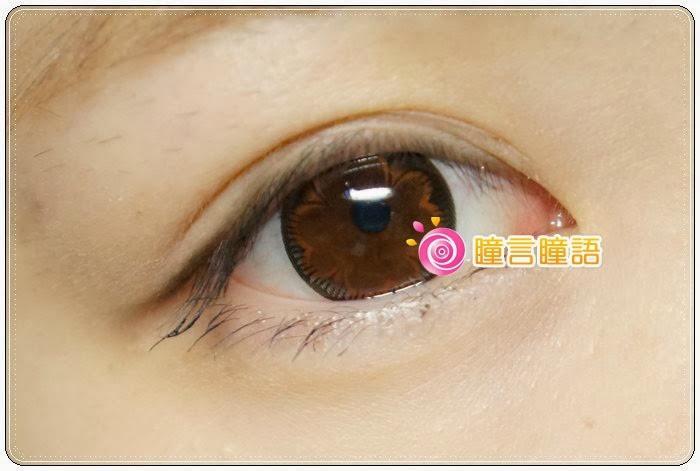 韓國NEO隱形眼鏡-花神咖5