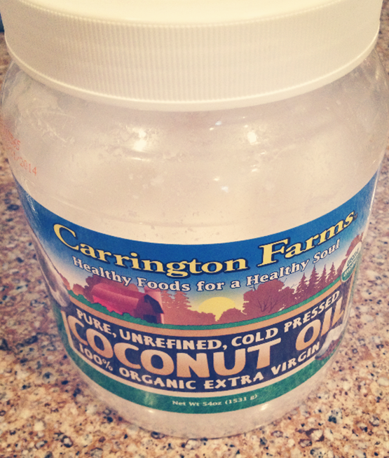Coconut Oil from Costco