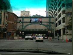 Entering Reno