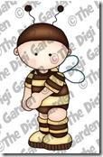 Fuzzy Buzzy Bee