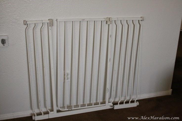 DIY Baby Gate4