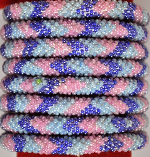 Hand Crotchet Nepal Bracelets