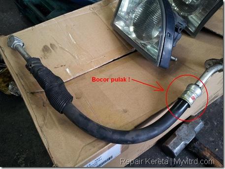 Repair aircond myvi 6