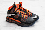 nike lebron 10 gs black history month 4 01 Release Reminder: Nike LeBron X Black History Month
