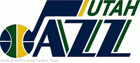'Utah Jazz Retro New Colors No. 3' photo (c) 2010, Landry Heaton - license: http://creativecommons.org/licenses/by/2.0/