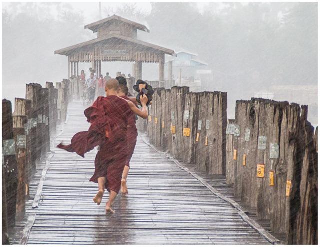 wet monks