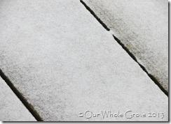 infinite snow