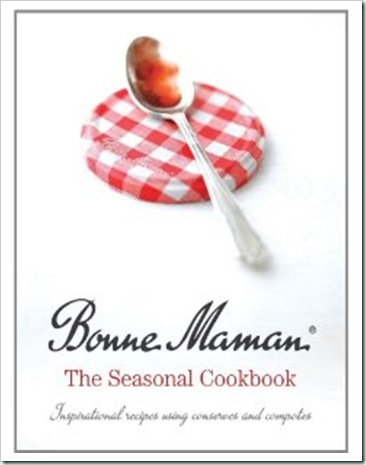 bonne maman seasonal cookbook
