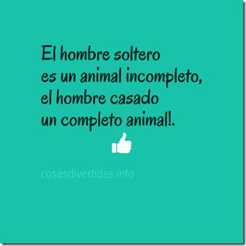 hombre animal