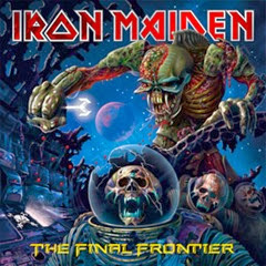 2010 - The Final Frontier - Iron Maiden