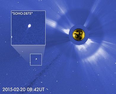 cometa SOHO-2875