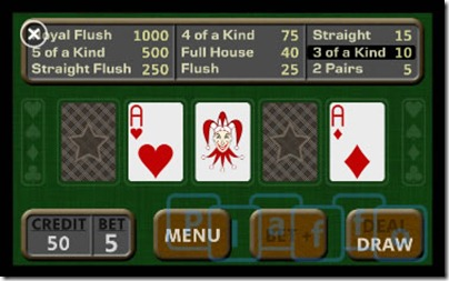 slick joker poker