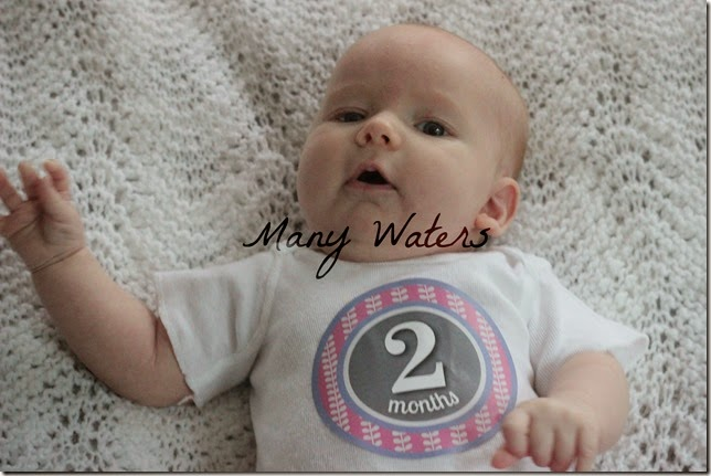 Many Waters Punkin 2 Months