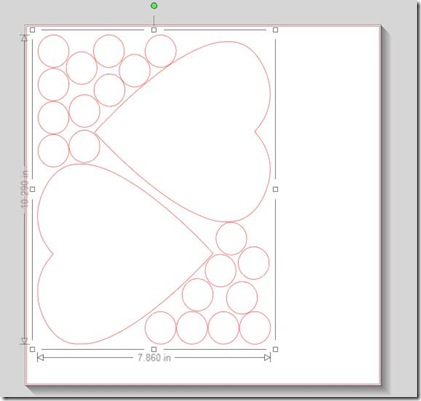 Trace lines