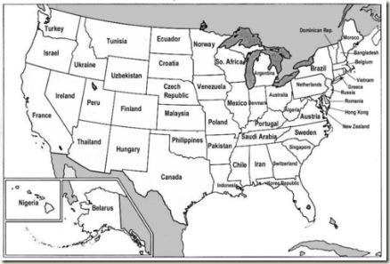 pib países similar estados eua 2007 similar 2011