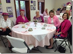 Pink ladies tea