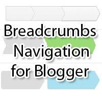 breadcrumbs-google-blogger