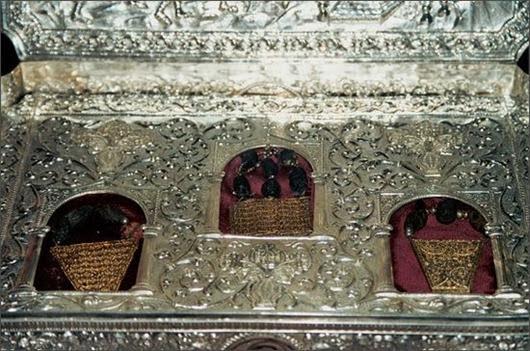 585_дары волхвов из монастыря св.Павла
