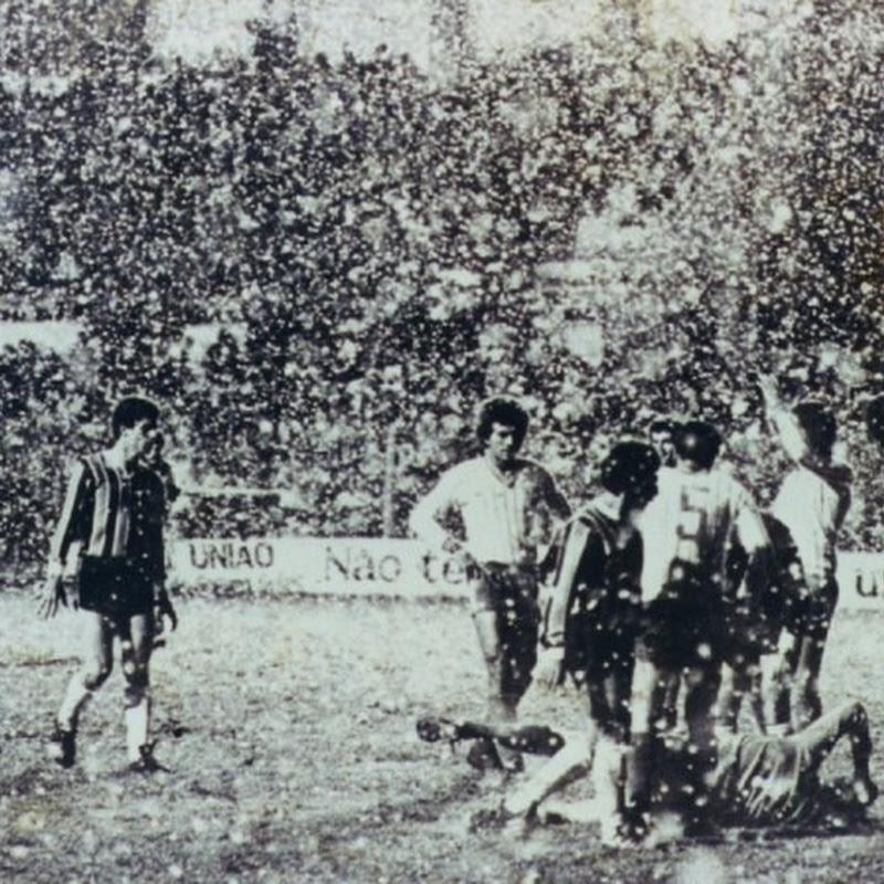 Os quatro jogos com neve que foram realizados no Brasil