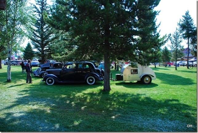 08-02-14 B West Yellowstone Car Show (2)