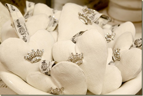Crown ornaments Kym