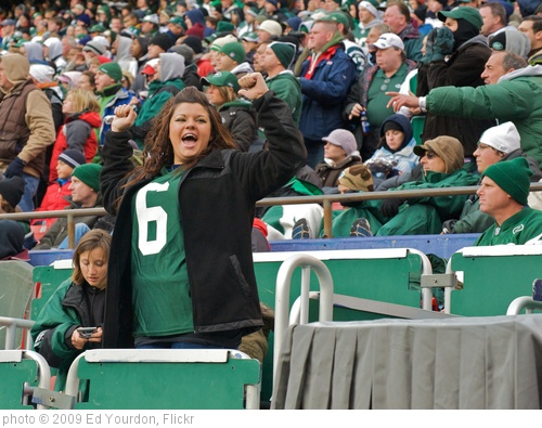 'NY Jets vs. Buffalo, Oct 2009 - 15' photo (c) 2009, Ed Yourdon - license: http://creativecommons.org/licenses/by-sa/2.0/