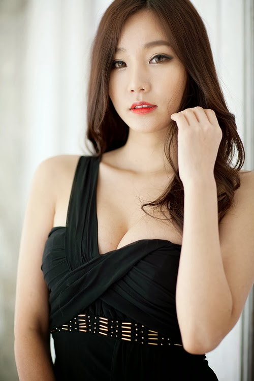 Lee Ji Min Elegantly Sexy (6)