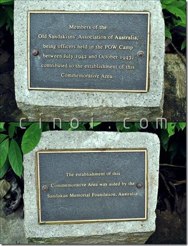 war memorial park sandakan 10