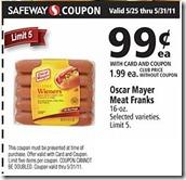 hotdog coupon