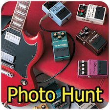 Photo Hunt music instruments