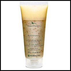 NouriFusion MultiVitamin Exfoliating Scrub