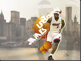 lebron james wallpaper 2011 5