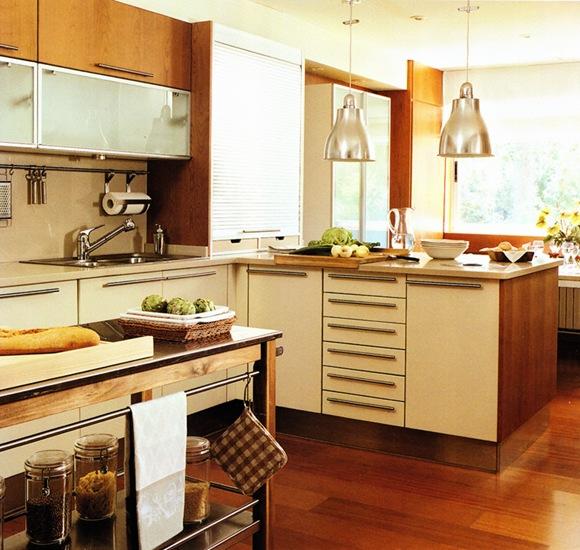 Diseño de una Cocina bien planificada (Ver Ejemplo) - iDecorar