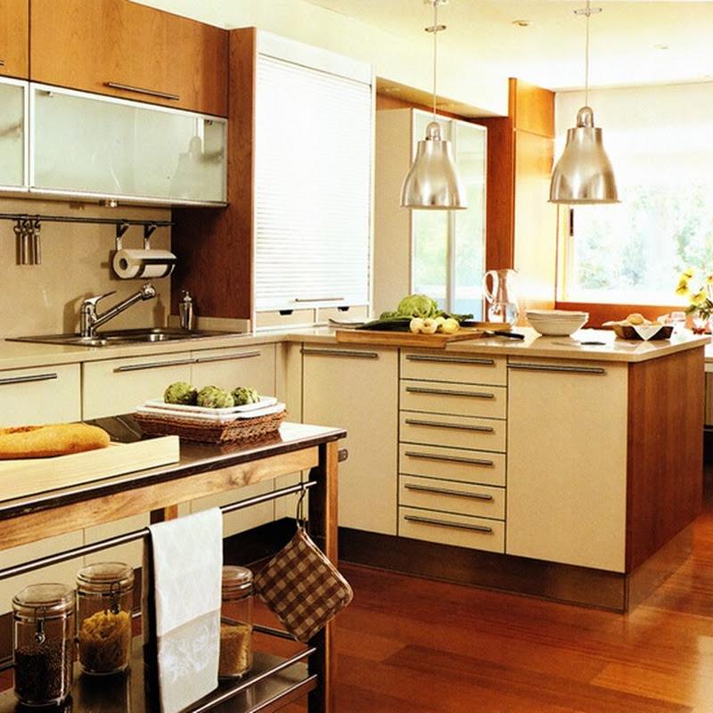 Dise o de una cocina bien planificada ver ejemplo idecorar - Ver disenos de cocinas ...