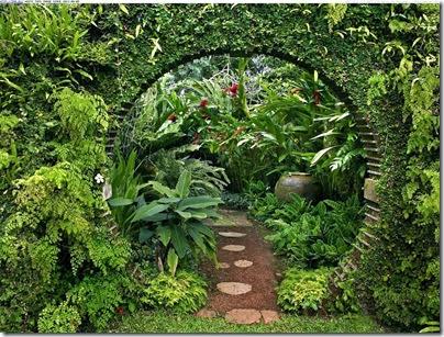 moon-gate-in-brief-garden-near-bentota-sri-lanka