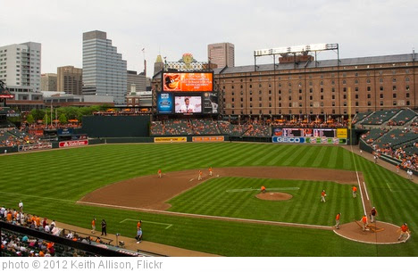 'Camden Yards' photo (c) 2012, Keith Allison - license: https://creativecommons.org/licenses/by-sa/2.0/
