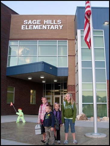 First Day at Sage Hills (Medium)