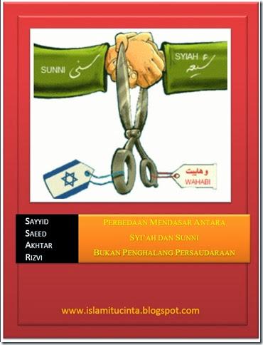 Perbedaan antara Syi'ah dan Sunni bukan halangan untuk persaudaraan