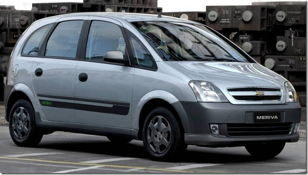 Chevrolet Meriva Geo (2)