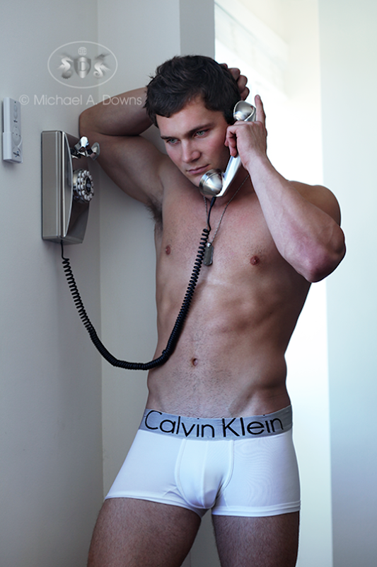 Tyler Hall for CK