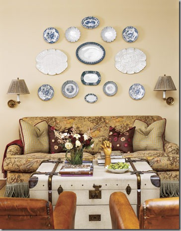 Plates Vignette design