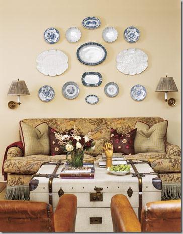 Plates Vignette design
