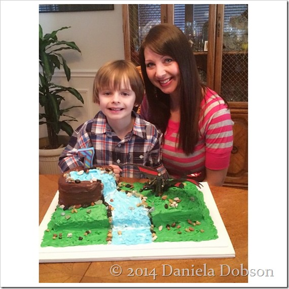 Daniela Dobson birthday 2015