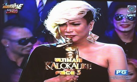 Vice Ganda Kalokalike Daniel Aliermo wins It's Showtime's Ultimemate Kalokalike Face 3
